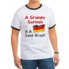 Grumpy German T