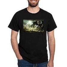 Great Black Dragon T-Shirt
