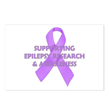 ...Epilepsy Research... Postcards (Package of 8)