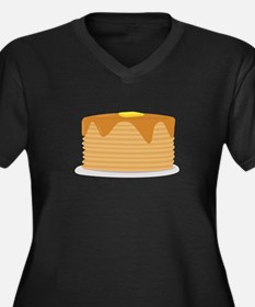 Pancake Stack Plus Size T-Shirt