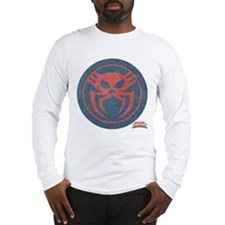 Spider-Man 2099 Vintage Icon Long Sleeve T-Shirt