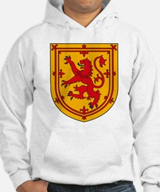 Scotland Coat of Arms Hoodie