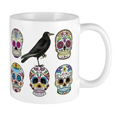 Skull By Design with Raven Mugs