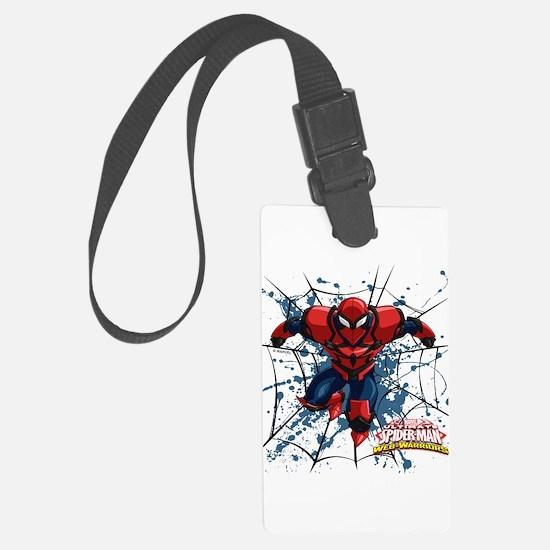 Spyder Knight Web Luggage Tag