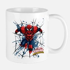 Spyder Knight Web Mug