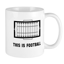 This is football Mug