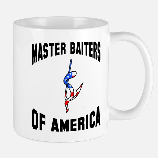 Master Baiters of America Mug