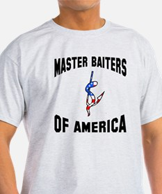 Master Baiters of America T-Shirt