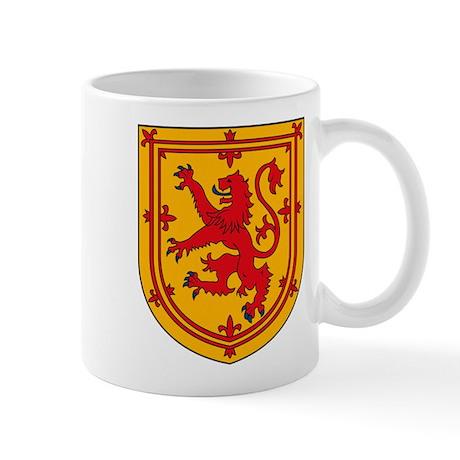 Scotland Coat of Arms Mug