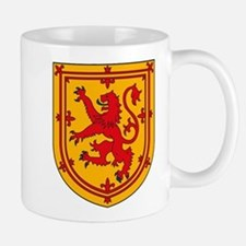 Scotland Coat of Arms Mug