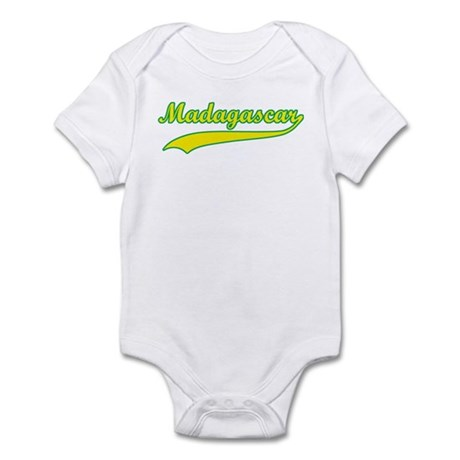 Retro Madagascar Infant Bodysuit