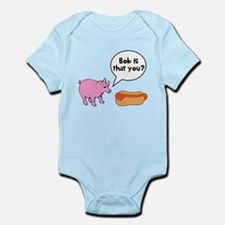 Bob is that you? Infant Bodysuit