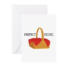 Perfect Picnic Greeting Cards