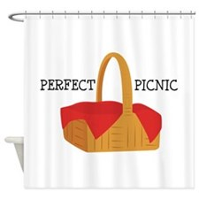 Perfect Picnic Shower Curtain