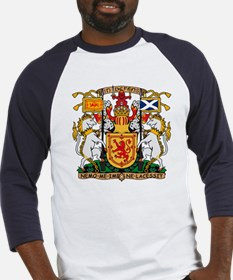 Scotland Coat of Arms Baseball Jersey