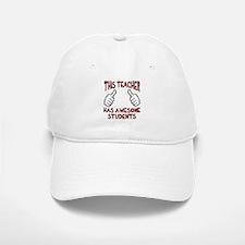This teacher awesome students Baseball Baseball Cap