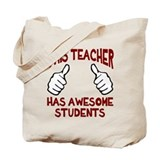 Teacher Totes & Shopping Bags