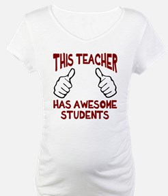 This teacher awesome students Shirt