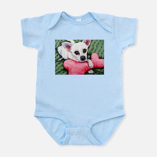 Bit & Bone ~ Chihuahua Infant Bodysuit