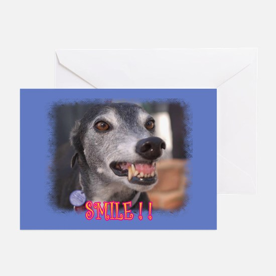 SMILE!! #2 GREETING CARDS (Pk of 10)