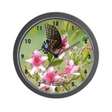 Butterfly Wall Clocks