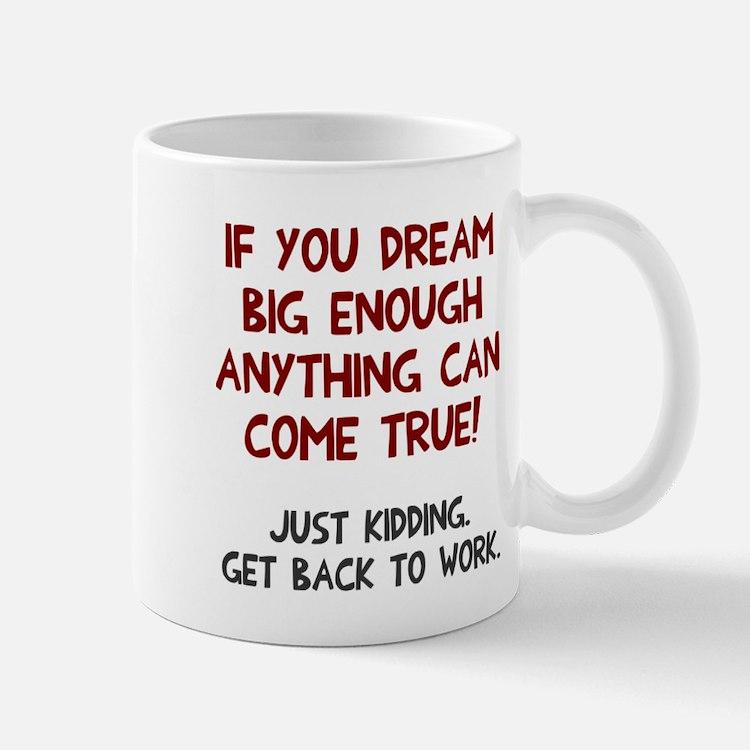 Get back to work Mug