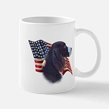 English Springer Flag Mug