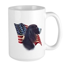 English Springer Flag Mug