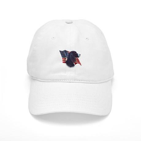 English Springer Flag Cap
