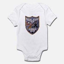 USS FISKE Infant Bodysuit