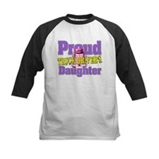 Proud Truck Drivers Daughter Baseball Jersey