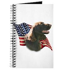 Field Spaniel Flag Journal