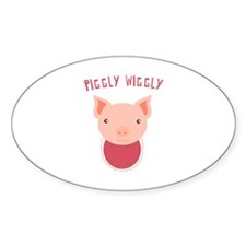 Piggly Wiggly Decal
