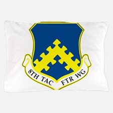 8th Tactical Fighter Wing.png Pillow Case