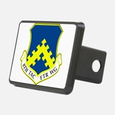 8th Tactical Fighter Wing. Hitch Cover