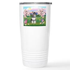 Cute Schnauzer Travel Mug