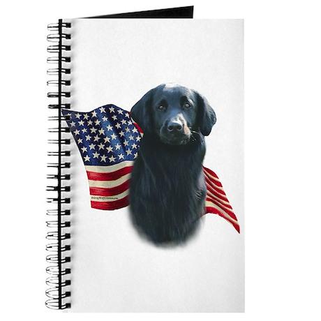 Flat-Coat Flag Journal