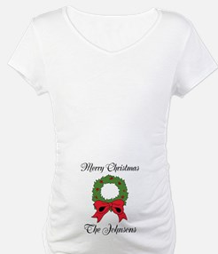 Personalized Christmas wishes Shirt