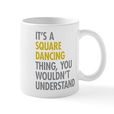 Square Dancing Thing Mug