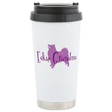 Cute Eskie Travel Mug