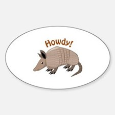 Howdy Decal