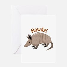 Howdy Greeting Cards