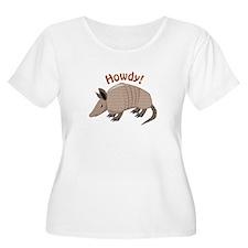 Howdy Plus Size T-Shirt