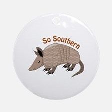 So Southern Ornament (Round)