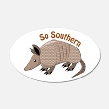 So Southern Wall Decal
