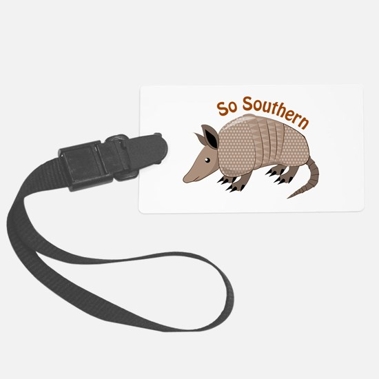 So Southern Luggage Tag