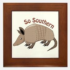 So Southern Framed Tile