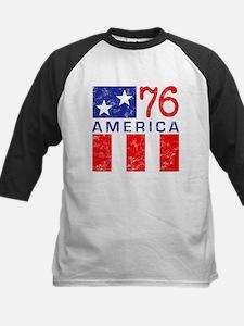 Patriot 1776 Kids Baseball Jersey