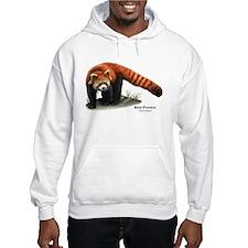 Red Panda Jumper Hoody