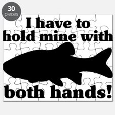 Hold My Fish With Both Hands Puzzle